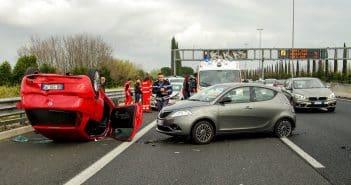 Quelle démarche entreprendre en cas d'accident de la circulation ?